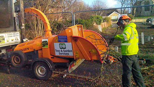 Wood Chippers. Stump Grinders Hire - North East